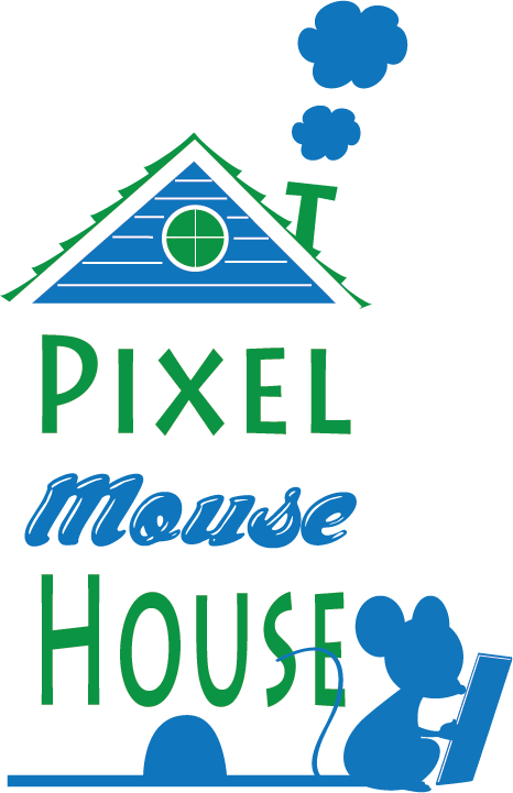 Pixel Mouse House Books
